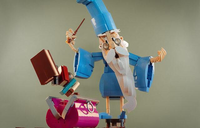 SuckMyBrick氏のレゴ作品
