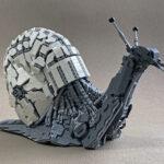 レゴ メカ「カタツムリ」