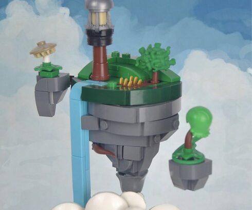 Hubba Blöoba氏のレゴ作品