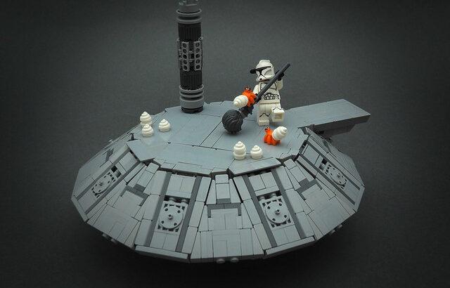 JastaBrick氏のレゴ作品