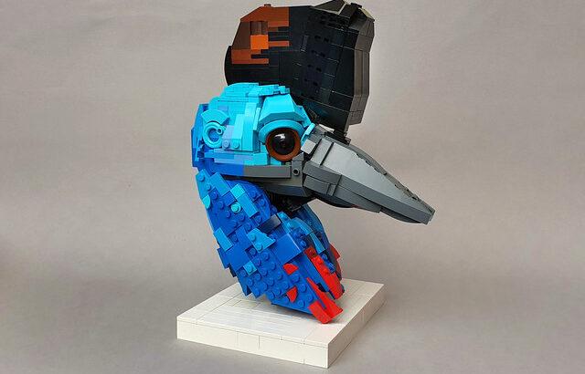 Shannon Sproule氏のレゴ作品