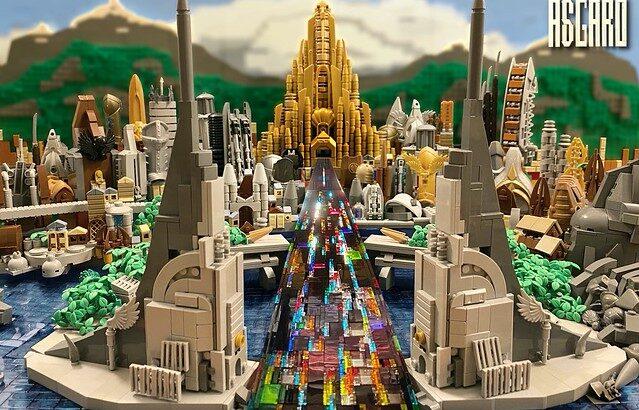Joe (jnj_bricks)氏のレゴ作品