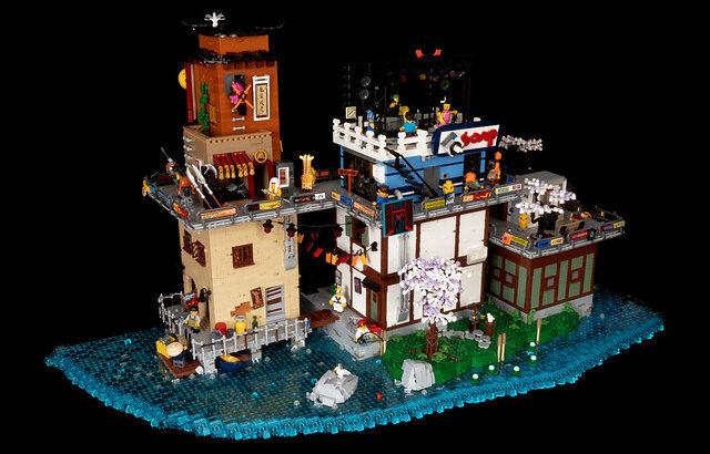 Mark氏のレゴ作品