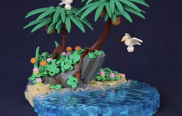Carter Witz氏のレゴ作品